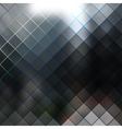 Blur lights city background vector image