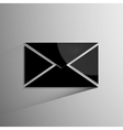 mail web icon vector image vector image