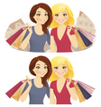 Shopping together