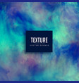 blue dirty grunge texture background made with vector image vector image