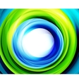 Bright swirl motion abstract background vector image vector image