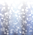 Christmas Sparkling Background vector image
