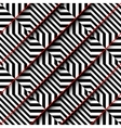 Abstract diagonal background vector image