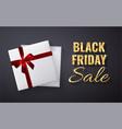 black friday sale golden glitter sparkleopen vector image vector image