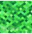Bright Green Crocodile Scales vector image vector image