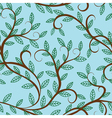 branch of tree vector image vector image