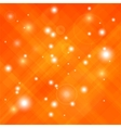 Abstract Elegant Orange Background vector image vector image