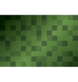 Abstract green pattern for background vector image vector image