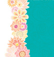 FlowerElements21 vector image vector image