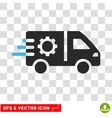 Service Car Eps Icon vector image