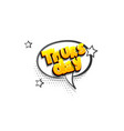 thursday comic text speech bubble pop art vector image vector image