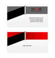 cool business card vector image vector image