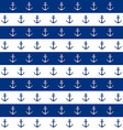 Nautical background vector image vector image