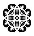 sacred geometry 0178 vector image