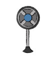 fan icon image vector image vector image