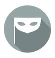 Mask Flat vector image vector image