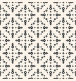 simple seamless pattern with small rings dots vector image vector image
