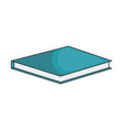 book education symbol vector image