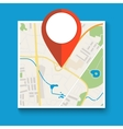 Navigation geolocation icon