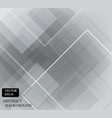 dark gray square pattern wallpaper design vector image vector image