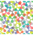 multicolor abstract retro repetitive wallpaper vector image