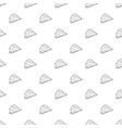 goose wing pattern seamless vector image