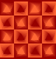 orange abstract background checker patterns with vector image
