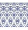 hexagon texture vintage seamless pattern in soft vector image