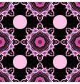 Mandala Seamless background pattern vector image