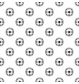 sniper elite aim pattern seamless vector image