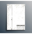 grunge texture background design for wallpaper vector image vector image