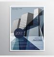 company business flyer poster brochure design vector image vector image