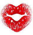 romance symbol vector image