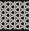 seamless pattern angular figures triangular grid vector image vector image