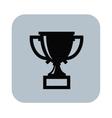 cup icon vector image vector image