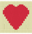Knitted heart vector | Price: 1 Credit (USD $1)