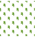 numder 2 made of green slime vector image