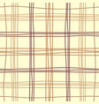 scottish seamless pattern vector image vector image