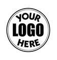 Your logo here placeholder symbol
