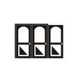 door logo design vector image vector image