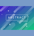 geometric dynamic shapes abstract background vector image vector image