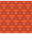 Restaurant Table Vintage Seamless Pattern vector image