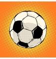 Soccer ball football vector image vector image