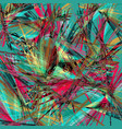 abstract colored graffiti background vector image vector image