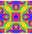 Design seamless colorful pattern vector image vector image