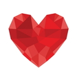 HEART SHAPE6 resize vector image vector image