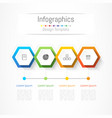 infographic design elements for your business vector image vector image