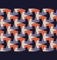 modern seamless pattern in style vector image