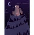 Dark Castles vector image vector image