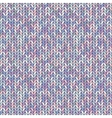 melange pastel knitted seamless background pattern vector image vector image